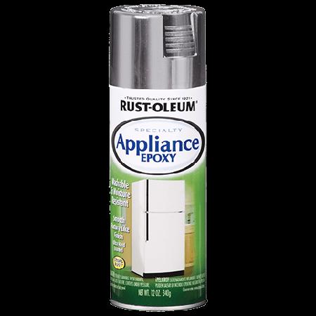 Paint rust oleum rust oleum appliance epoxy spray paint part number ro