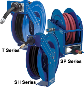 CoxReel Fuel Dispensing  Reels