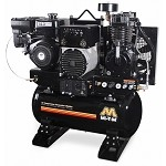 Mi-T-M 30 Gallon Two Stage Combination - Air Compressor/Generator/Welder
