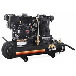 Mi-T-M 8-Gallon Single Stage Air Compressor