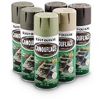 Rust-Oleum Non-reflective Camouflage Spray Paint