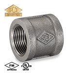 Black Steel Coupling